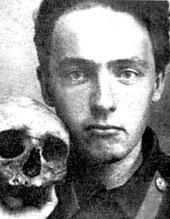 velimir w skull
