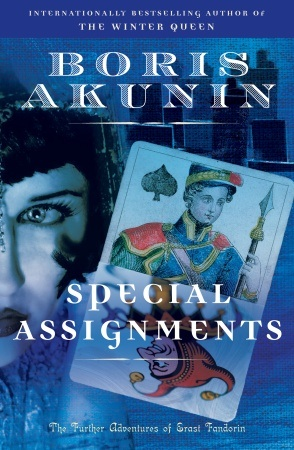 Special Assignments Cover Art