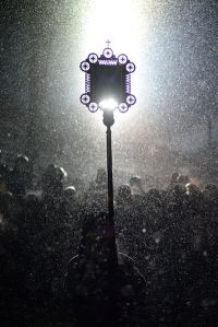 400px-Orthodox_christian_icon_brought_to_Euromaidan_Protests_as_a_symbol_of_faith